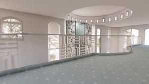 Ucar Bau 1 Albanische Moschee Duisburg-min
