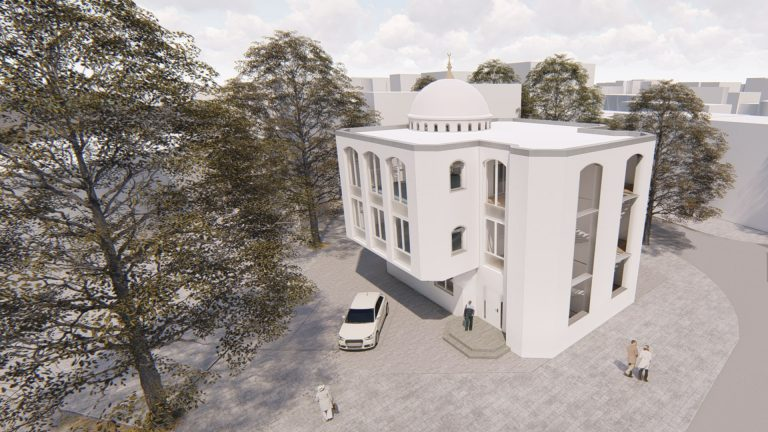 Ucar Bau 12 Albanische Moschee Duisburg-min